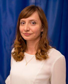 Морозова Светлана Валерьевна
