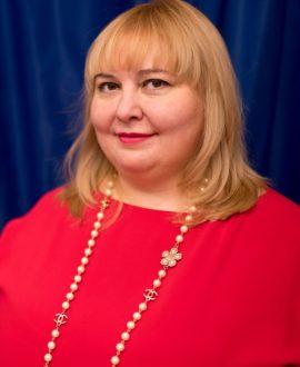 Слинкина Наталья Александровна