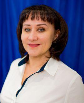 Костяева Елена Владимировна