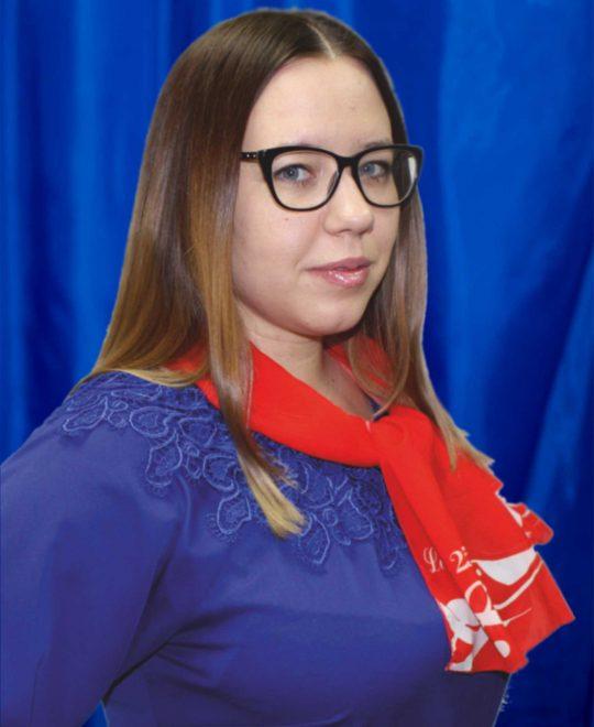 Касьянова Анастасия Васильевна