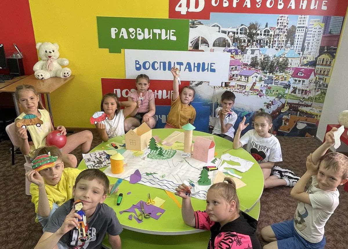 Летние программы Lingua в Сургуте. Дневники
