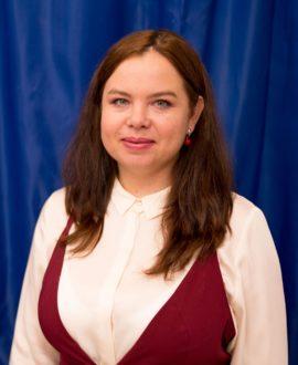Кондакова Ксения Вячеславовна